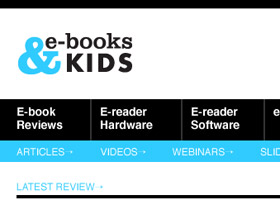 e-books & kids